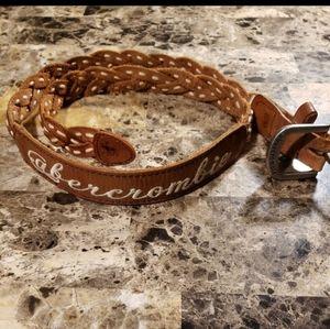 Abercrombie belt